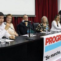 Progresistas y peronistas debatieron sobre el diálogo entre ambos movimientos
