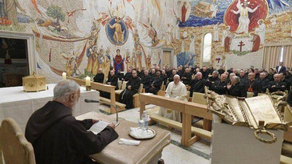 Primera predicación de Adviento: entramos en la estela de María