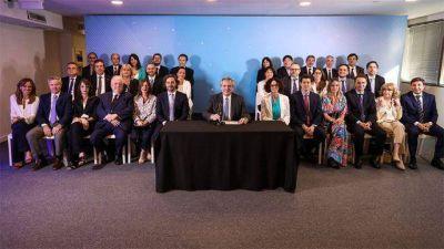Alberto Fernández presenta su Gabinete: nombre por nombre, quiénes acompañarán al próximo Presidente