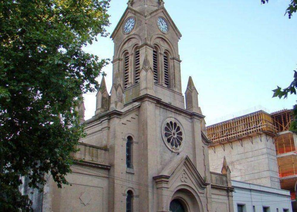 En homenaje a María, el domingo habrá una misa especial en la parroquia del centro