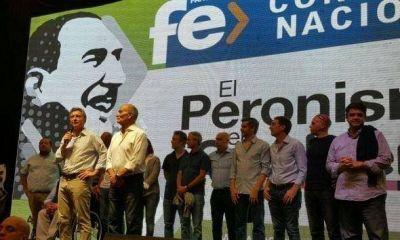 Los dos intendentes del Partido Fe ponen en duda su continuidad en Cambiemos