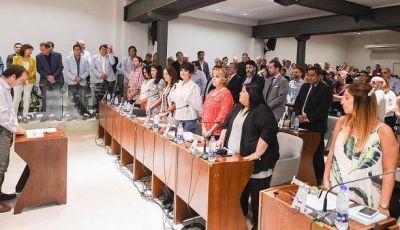 Los concejales electos juraron en el Concejo Deliberante de San Fernando