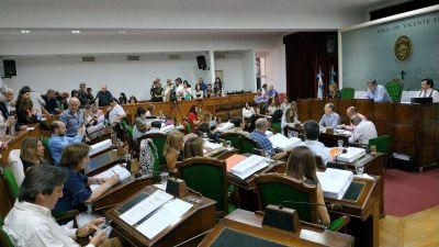 Vicente López: El Concejo Deliberante aprobó un presupuesto de $13.300 millones para el 2020