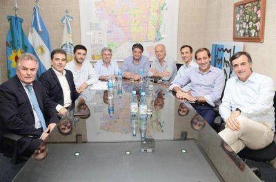 Jorge Macri recibió a referentes del PRO Provincial en Vicente López