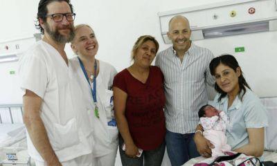"""Ducoté aclaró que la nueva Maternidad """"aún no está 100% funcional"""""""