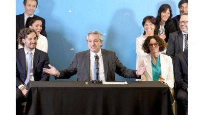 Fernández ratificó su idea de no pagar deuda ahogando a los argentinos