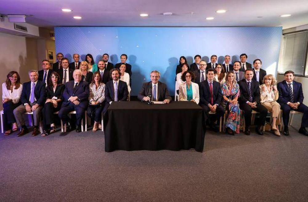 Quién es quién en el gabinete de Alberto Fernández