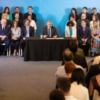 Alberto Fernández y su gabinete: muchas señales internas y algunos temas inquietantes