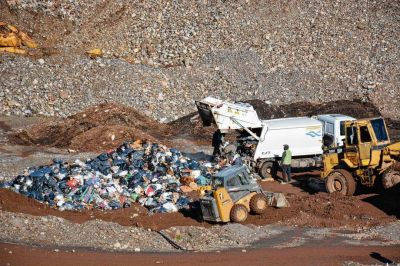 Un desacuerdo traba la remediación del basural de San Martín de los Andes