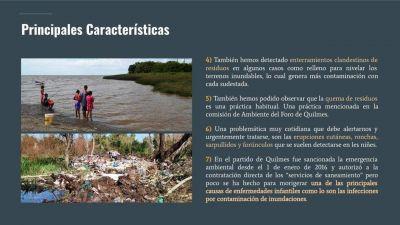 Preocupación ambiental: En Quilmes existen actualmente más de 300 basurales a cielo abierto