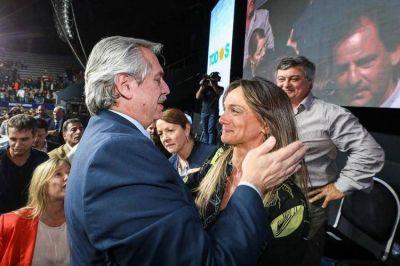 De la acción social a dirigir AySA, una de las principales empresas del Estado: un nuevo desafío para Malena Galmarini