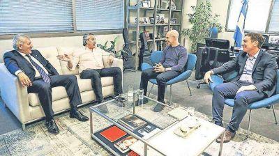 Larreta visitó al presidente electo y le mostró su disposición a trabajar juntos