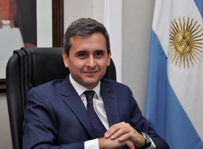 Pablo Aued se suma al gobierno de Rojas