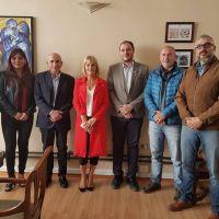 La mutual y la UNPSJB refuerzan su vínculo a través de un convenio de colaboración
