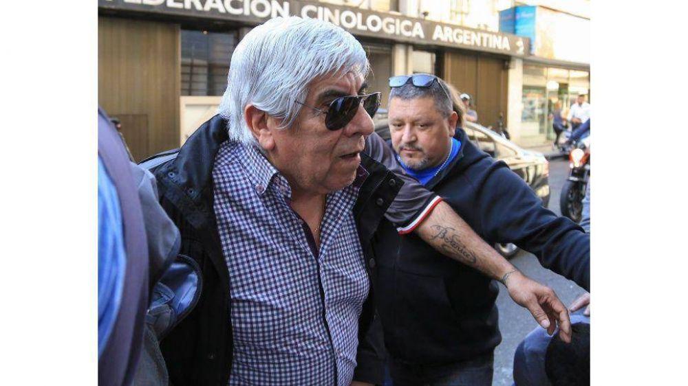 Moyano confirma la sintonía con el nuevo gobierno y moviliza la plaza