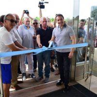 Empleados de Comercio de Lanús y Avellaneda inauguró hotel SPA en Varela