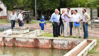 Vecinos sueñan con que se cumpla la promesa del agua