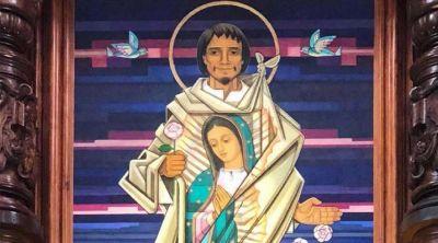 ¿Por qué fue importante la canonización de San Juan Diego, vidente de la Virgen de Guadalupe?