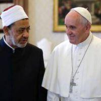 El Papa y el imam de Al Azhar proponen el Día Mundial de la Fraternidad Humana
