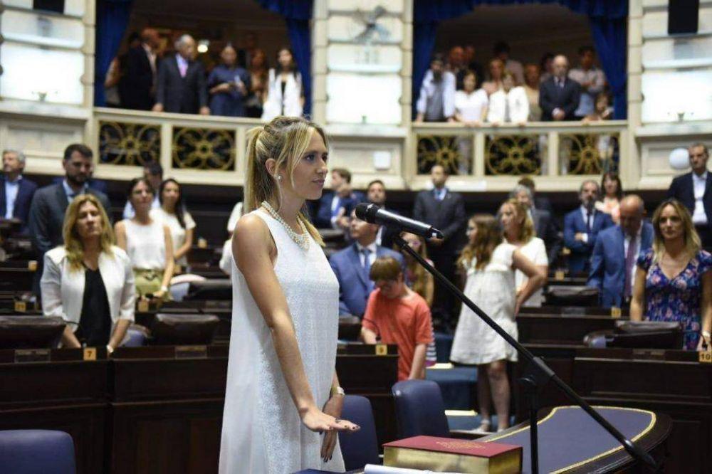 Impronta femenina marplatense en la Cámara baja