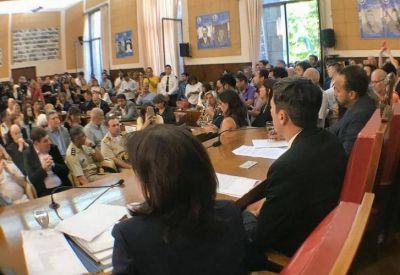 Asumieron los nuevos 12 concejales en el Cuerpo Deliberativo de General Pueyrredón