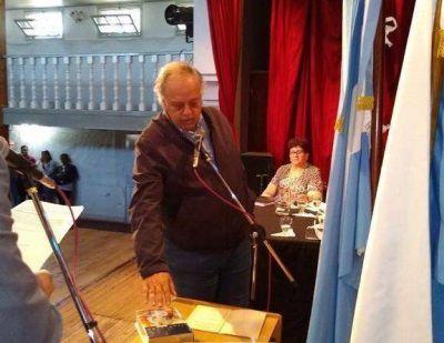 Lavalle: José Rodríguez Ponte prestó juramento e inició su segundo mandato