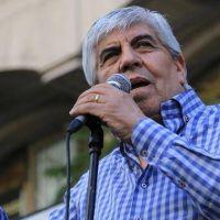 """Hugo Moyano volvió a cuestionar al futuro ministro de Transporte: """"No conoce en profundidad la actividad"""""""