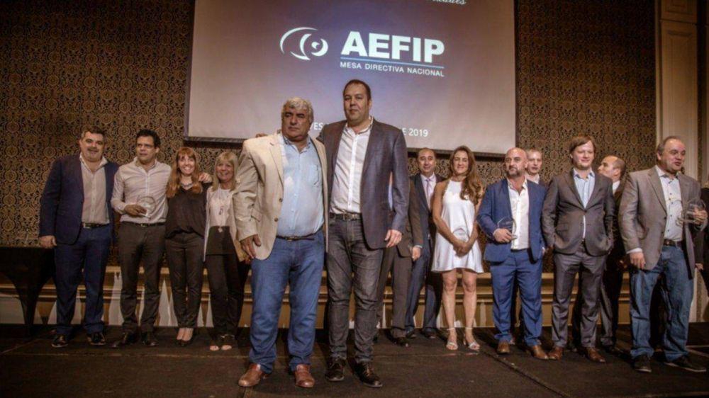 Con un bahiense como secretario adjunto, asumieron las nuevas autoridades de AEFIP