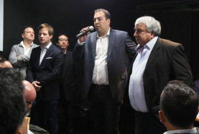 Pablo Flores: «Para nosotros, la designación de Marcó del Pont es una gran esperanza»