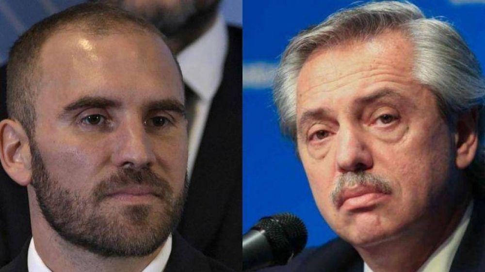 Los 5 números que más le preocupan a Alberto Fernández