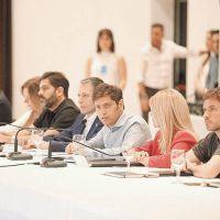Kicillof anunció el gabinete bonaerense y Cristina impuso nombres en dos áreas clave