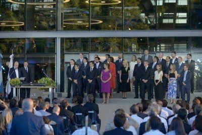 Horacio Rodríguez Larreta presentó el gabinete para su segundo mandato y volvió a apostar al diálogo con Alberto Fernández