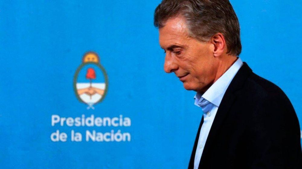 Se va Macri: la