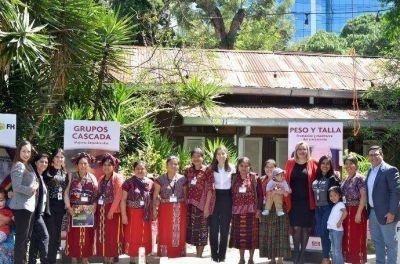 Fundación FEMSA y FCH invierten más de $1.9 millones para apoyar a 18,000 familias de Guatemala