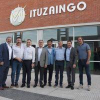 Ituzaingó: Alberto Descalzo asumió como intendente reelecto