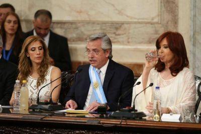 """El primer discurso de Alberto Fernández Presidente: """"Vengo a convocar a la unidad de toda la Argentina"""""""