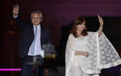 """Cristina, vicepresidenta: """"Fueron cuatro años duros para quienes fuimos objeto de persecución"""""""