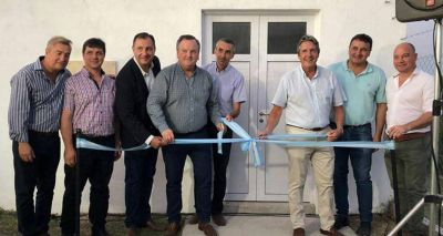 En San Cristóbal fue inaugurada la obra de cloacas del sector sureste