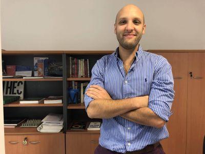 El ITBA anuncia la designación de Álvaro Bugari como Director de la Carrera de Ingeniería en Petróleo