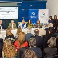 Cuatro estaciones uruguayas premiadas por buenas prácticas en materia de accesibilidad de sus baños