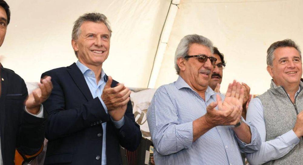 Ramón Ayala hizo campaña por el otro candidato pero movilizó por Fernández