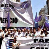 Movilización de mercantiles por la asunción presidencial de Alberto Fernández