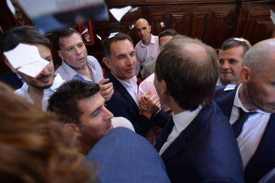 """Fabián Lugli: """"Creo que Garro tiene un gran espíritu peronista"""""""