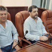 El HCD de San Martín aprobó la licencia de Katopodis y Moreira asumió como intendente de San Martín