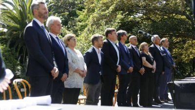 Quién es quién en el gabinete de Guillermo Montenegro