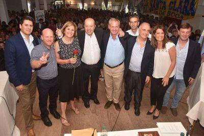 Jorge Paredi asumió un nuevo mandato en Mar Chiquita