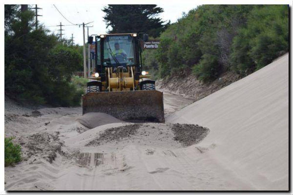 El municipio aúna esfuerzos con el Puerto para dejar en condiciones la Avenida 2