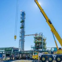 RefiPampa ya opera con un 50 por ciento más de capacidad de refinación