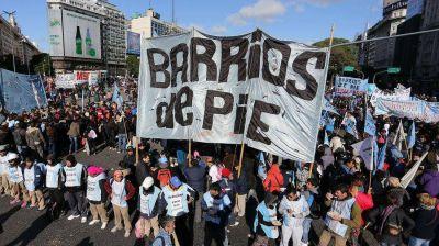 Barrios de Pie pidió que el nuevo Gobierno quite las rejas del Ministerio de Desarrollo Social