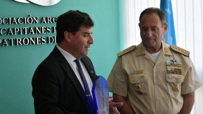 Los capitanes de pesca y la autoridad marítima nacional superaron las diferencias por la seguridad